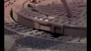 Как в Германии ремонтируют просевшие люки
