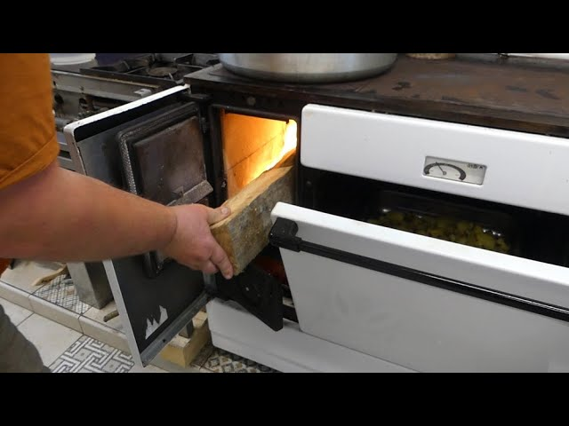 59 Cuisiniere A Bois Une Demonstration Magistrale Youtube