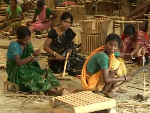 Bamboo Furniture Sustainable, Green Solution.flv