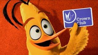 The Angry Birds Movie -- Regal Crown Club Loyalty Card -- Regal Cinemas [HD]
