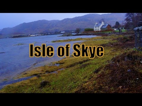 Touring the Isle Of Skye visiting Eilean Donan castle in the Scottish Highlands w/ Haggis Adventures