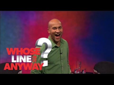 Keegan-Michael Key Best Moments Season 10 Part 1 - Whose Line Is It Anyway? US