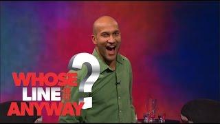 Keegan-Michael Key Best Moments Season 10 Part 1 - Whose Line Is It Anyway? US