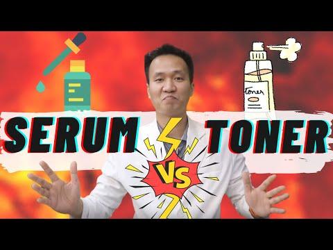 SERUM vs TONER - Đâu là sản phẩm dành cho bạn?| Dr Hiếu