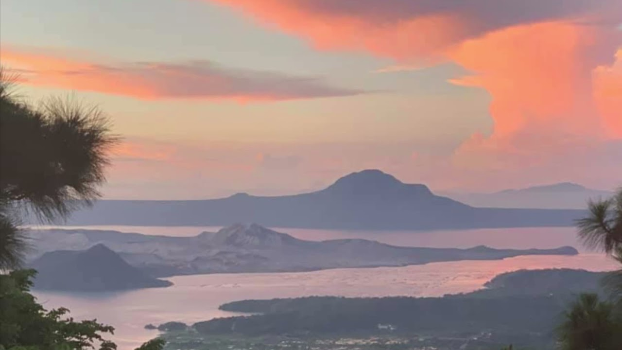 Download Relaxing Music Taal Volcano NATURE 6