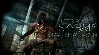 Let's Play: Skyrim | Part 1 | Escape from Helgen | Master Assassin