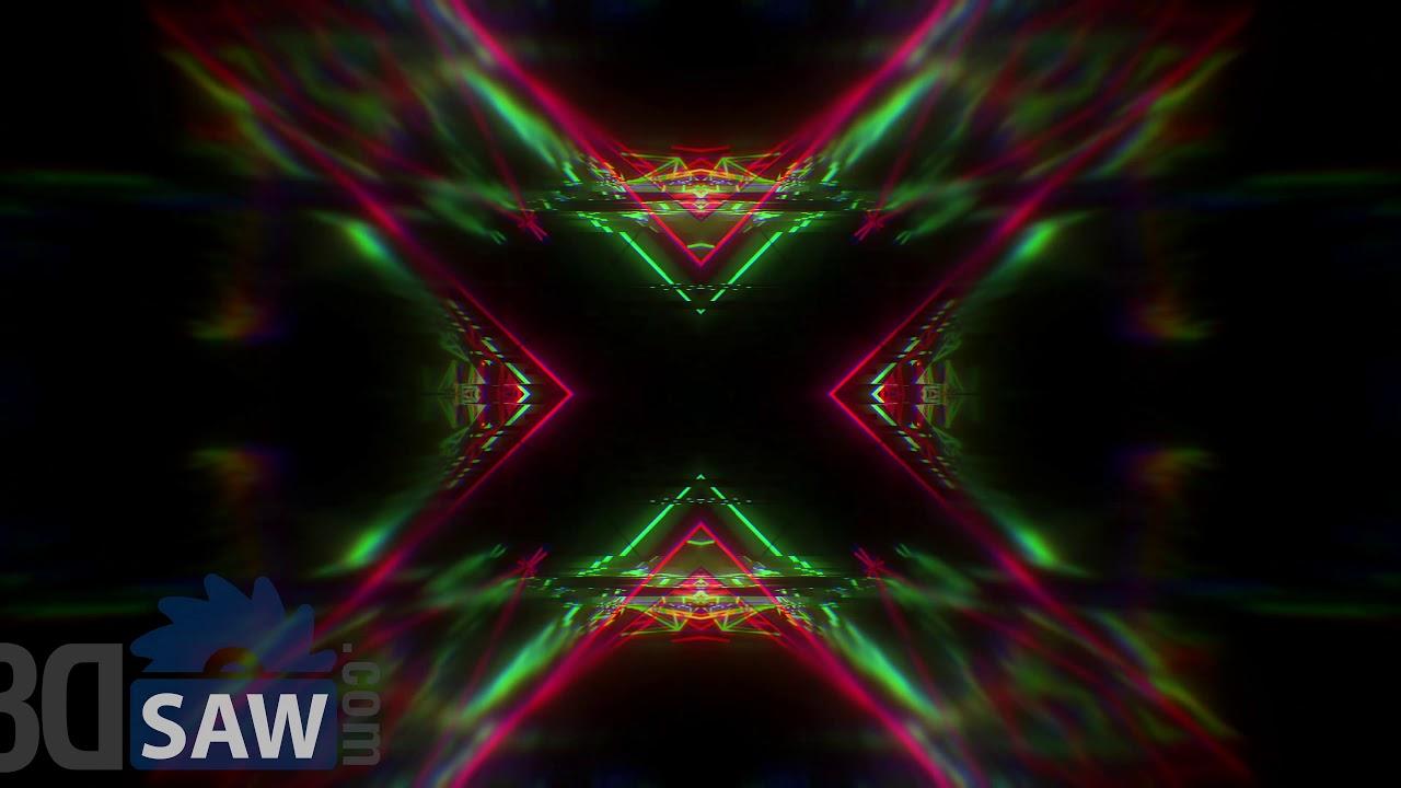 VJ Loop Clip HD Visuals - VJ Stock Visual Footage Motion Background Video -  VID 36