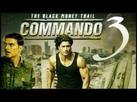 Commando 3 Trailer 2018 | Akshay Kumar |...