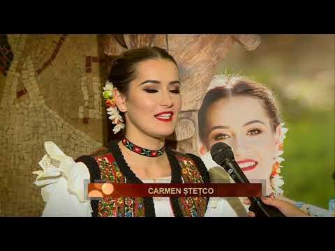 Carmen Stetco Emisiune TVR O Data in Viata