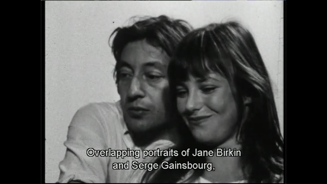 Cannabis Interview English Subtitles Serge Gainsbourg Jane Birkin YouTube