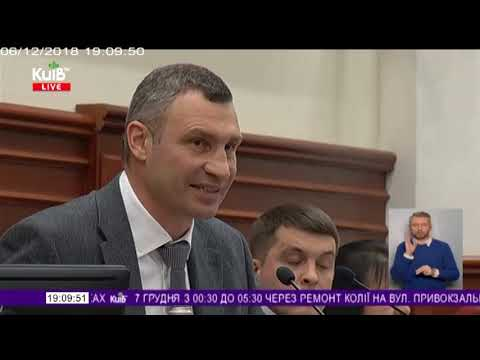 Телеканал Київ: 06.12.18 Київ Live 19.00