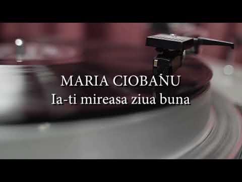 Maria Ciobanu Ia Ti Mireasa Ziua Buna Lyrics Versuri Karaoke