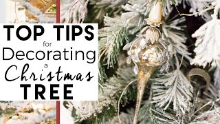 Christmas Tree - How To Decorate And Christmas Decorations