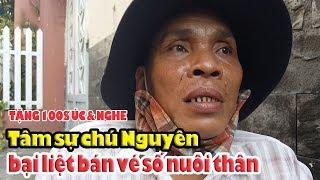 Vì sao chú Nguyên vé số không gởi ngân hàng khi Việt Kiều cho tiền?