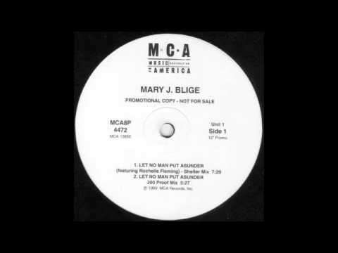 Mary J. Blige - Let No Man Put Asunder (Shelter Mix)