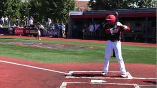 2012 Under Armour All-American DOMINIC SMITH powered by Baseball Factory 2017 Video