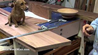 10 Of 28 • Building An Entertainment Center For Flat Screen Tv: A Furniture Project