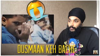 Punjabi Reaction on Bara Dushman Bana Phirta Ha