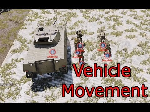 Infanty Moving with Vehicles: Liru's Lessons