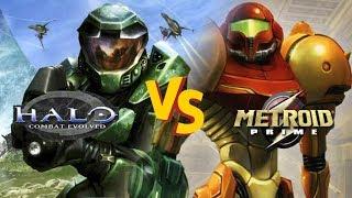 Halo: Combat Evolved vs Metroid Prime