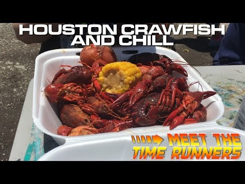Houston Texas Crawfish And Chill Festival 2016 Downtown Houston (2016-05-28)