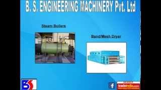 B. S. ENGINEERING MACHINERY PVT. LTD. Kolkata