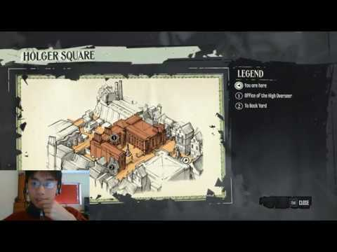 Architecture of Dishonored #6: High Overseer's Office