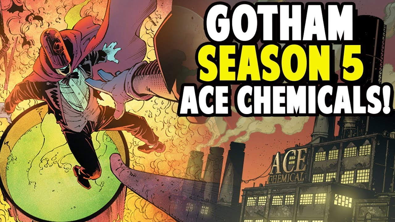 Download Gotham Season 5 Ace Chemicals & Why I'm back!
