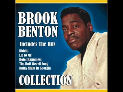 Lie to Me - Brook Benton