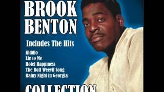 Lie to Me - Brook Benton