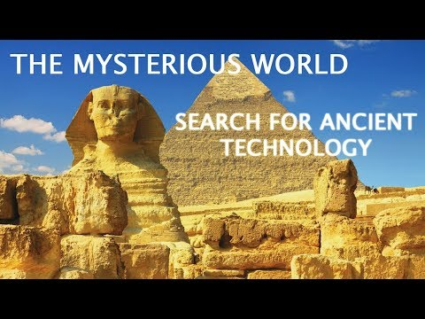 The Mysterious World - Search For Ancient Technology with Erich von Daniken