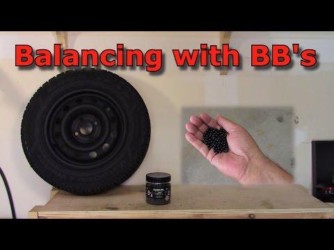 Balancing with BBs