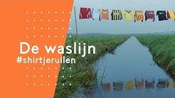 De waslijn van voetballend Nederland | KNVB 130 jaar