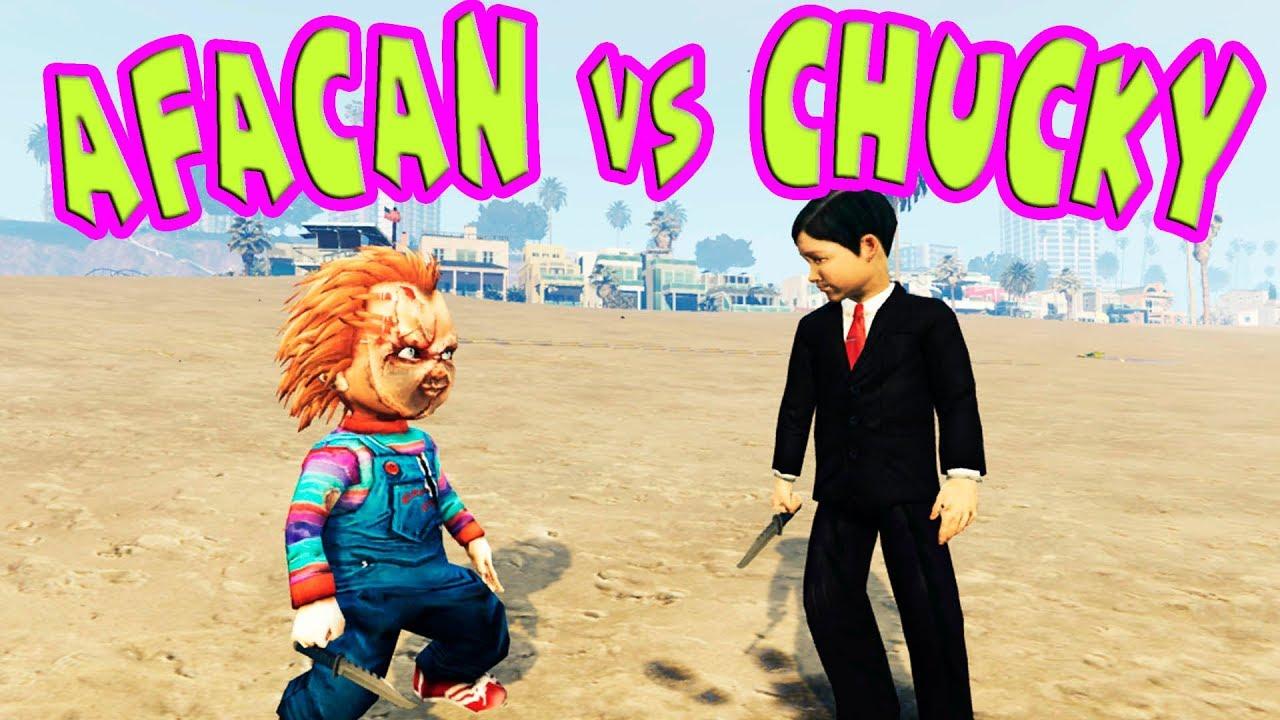Chucky vs Afacan Tehlikeli Bebek Chucky Afacanın Peşinde Türkçe Dublajlı Çizgi Film Gibi İzle