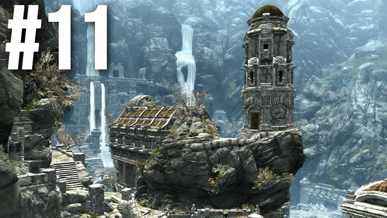 Skyrim Legendary (Max) Difficulty Part 11 - The Dommy Daedra thumbnail