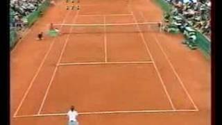 Dechy Foretz French Open 1999
