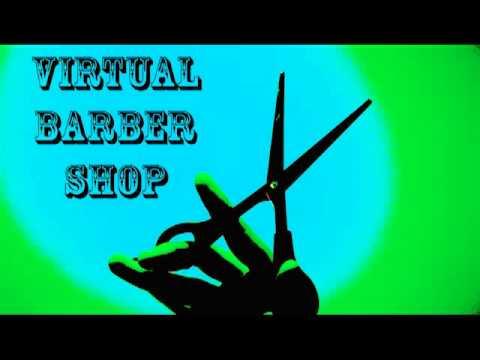 Relaxing Virtual ASMR Barber Shop Holophonic Audio Wear Headphones!
