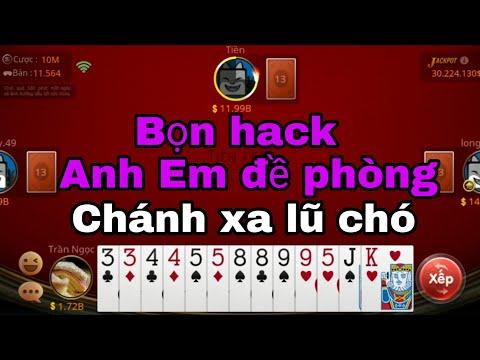 hack game danh bai online tren dien thoai - Cảnh báo bọn chuyên hack/ Tiến lên miền Nam/Anh em đề phòng kẻo mất hết vàng.