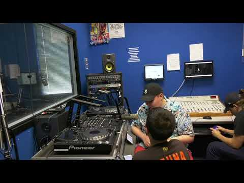 Sports Broadcasting Camp Radio FAU 23