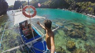Philippines : Boracay & Palawan 2015 - Gopro Hero 4