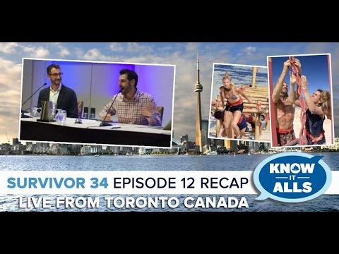Survivor Know-It-Alls Live from Toronto: Episode 12 Recap of Game Changers Video