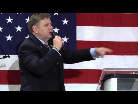 Rick Saccone - In God We Trust America