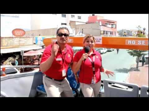 Ensenada Topless Bus tours with Mariana Hammann