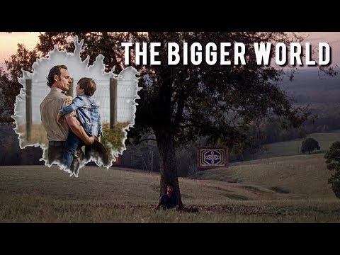 TWD || The Bigger World [+816]