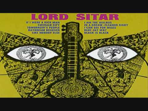 Lord Sitar - Psychedeliquement Votre (Vinyl, LP, Album) at Discogs
