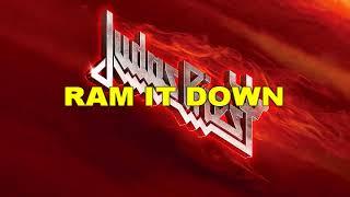 Karaoke Ram it Down - Judas Priest