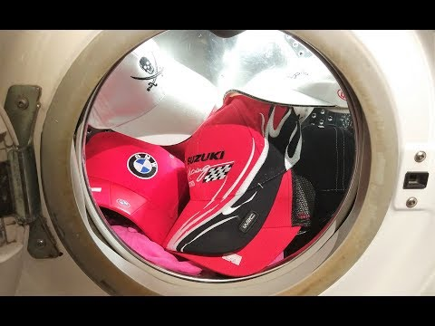 Experiment - Hats- in a Washing Machine - Centrifuge