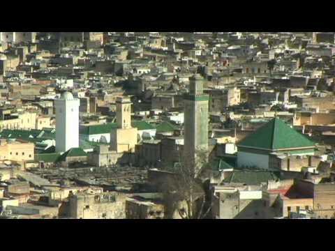 Марокко. Золотой глобус