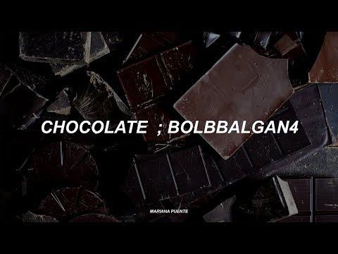 ✿ bolbbalgan4 — chocolate ❀ traducción al español ✿