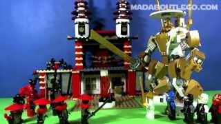 LEGO NINJAGO TEMPLE OF LIGHT 70505